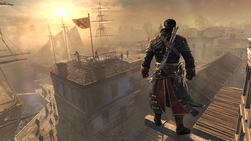 Image d'une scène d'Assassins Creed